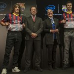 Barcelona FC goes Intel Inside with Intel as Official Technology Partner