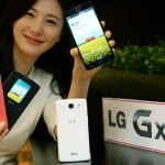 LG's 5.5 inch GX smartphone is official