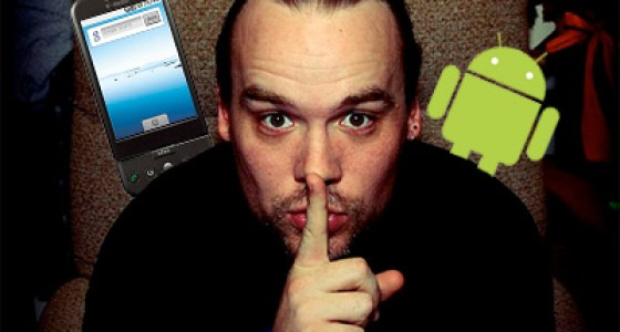android-secret-shhh