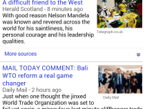 google news mobile old