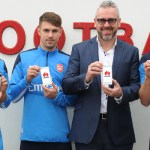 Huawei is the official smartphone partner of Arsenal Football Club