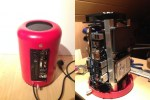 German Modders Create Hackintosh Mac Pro, Good As the Real Thing