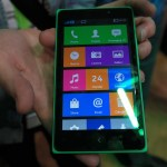 Nokia XL Hands-on Video