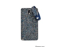Swarovski Samsung Galaxy Note 3 cover and bracelet - Mercedes Benz Fashion Week 2014