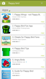 Flappy Bird officially pulled from app stores, no more