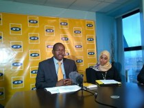 Tom Omariba, MTN Business Kenya MD