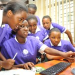 Microsoft DigiGirlz Introduces Young Women To Careers in IT.