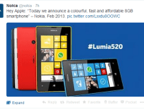nokia trolls apple