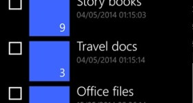 file manager windows phone
