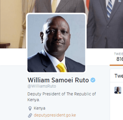 William Ruto