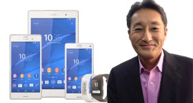 Sony Xperia Z3 CEO