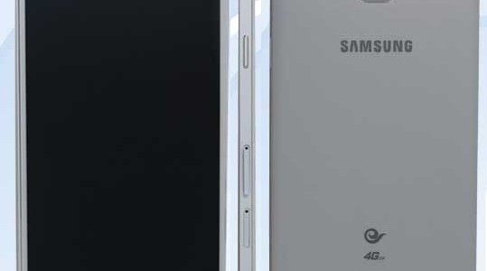 Galaxy A7 leak