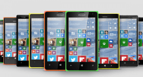 Windows 10 Preview Mobile will be available for almost all WP8 Lumia devices.