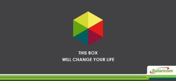 Safaricom Box