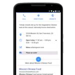 food google