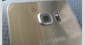 Galaxy S6 Plus back