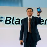 John Chen Blackberry 3