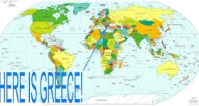 Here is Greece