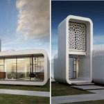 3d print building