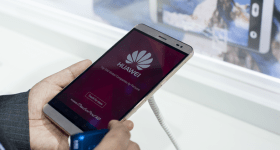 Huawei global contender