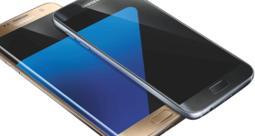 Image of what is supposedly the Galaxy S7 and Galaxy S7 Edge via @evlekas