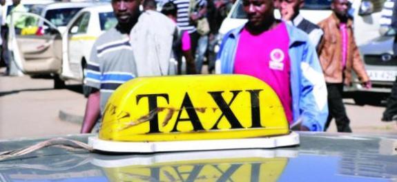 Kenya taxi