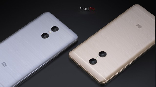 Xiaomi Debuts the Redmi Pro, a Budget Smartphone With Top-level Features