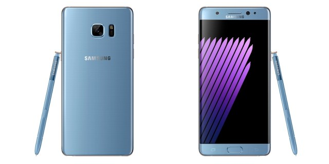 Samsung Galaxy Note 7 Arrives with Better S Pen, USB Type-C, an Iris Scanner and its Own VR Headset