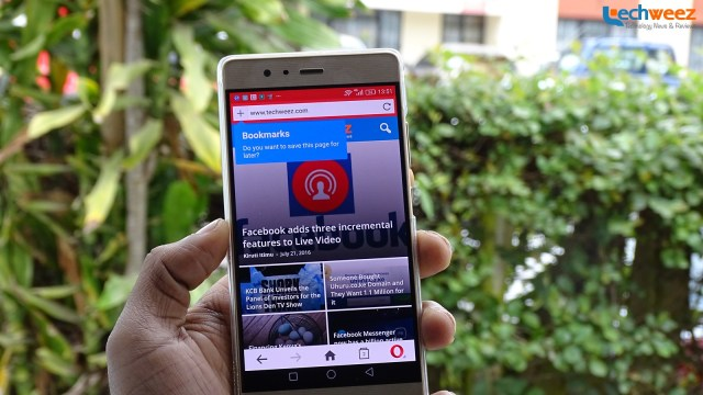 Opera Web Browser for Android Gets Material Design in Latest Update