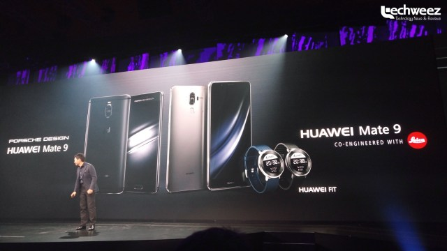 Porsche Design Huawei Mate 9 is the Chinese Brand's Most Expensive Smartphone Ever