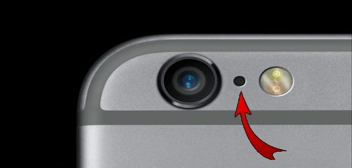Why Is There A Tiny Black Hole Between Camera and Flash On Your Smartphone ?