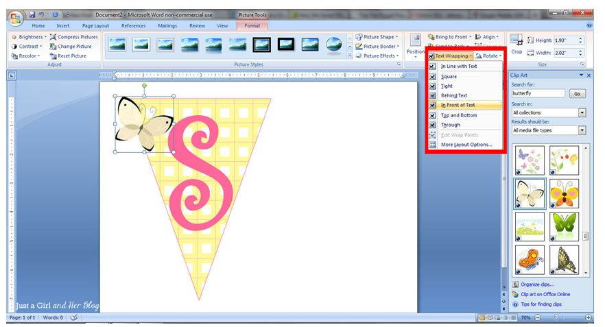 Learn How To Make A Banner In Word Using Some Simple Steps - Techyv