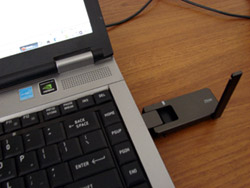 Ecoweb ZTE Mobile WiMax Dongle