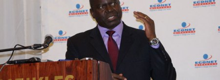 Econet Chief Executive, Douglas Mboweni
