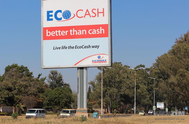 Ecocash Banner