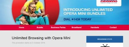Econet Opera Mini