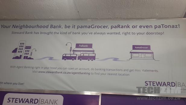 Steward Bank Agent Banking