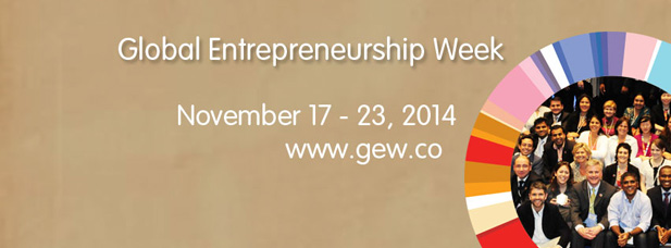 Global Entrepreneurship Week 2014