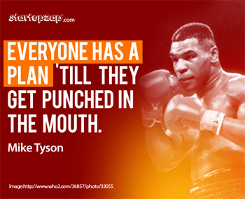 Mike Tyson - Everyone has a plan until