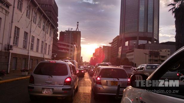 Harare Streets