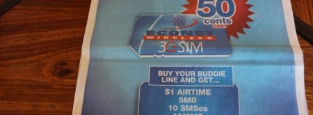 Econet SIM Card