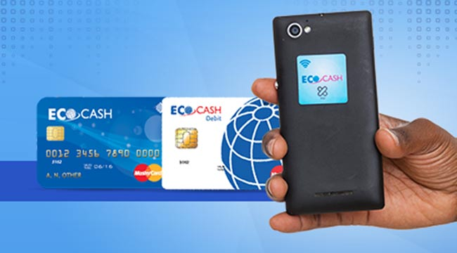 Econet Wireless Zimbabwe Launches NFC-Enabled Sticker For Mobile Money Transactions