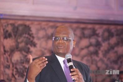 RBZ Deputy Governor, Dr K. Mlambo