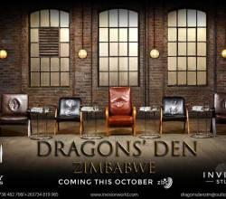 Dragon's Den Zimbabwe, Zimbabwean entrepreneurship, startup picthing, Zimbabwean Venture capitalists