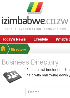 iZimbabwe Business Directory