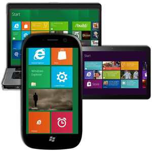 The Windows  8 Family