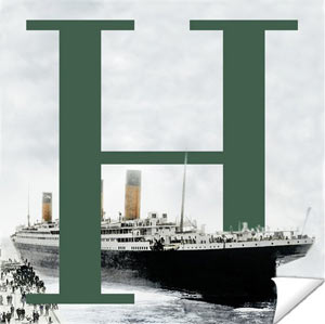 Twitter Titanic Voyage
