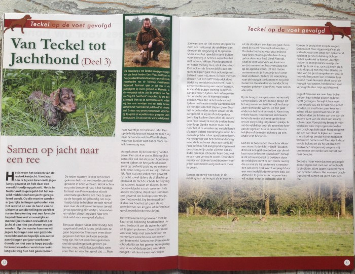 van Teckel tot Jachthond deel 3
