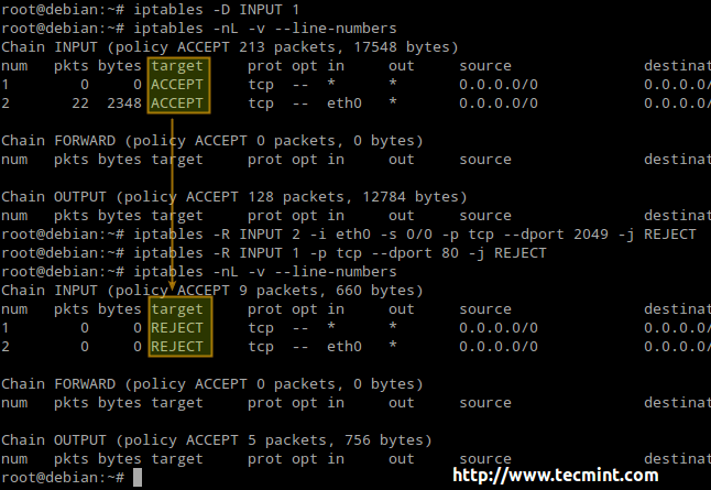 How To Setup An Iptables Firewall To Enable Remote Access