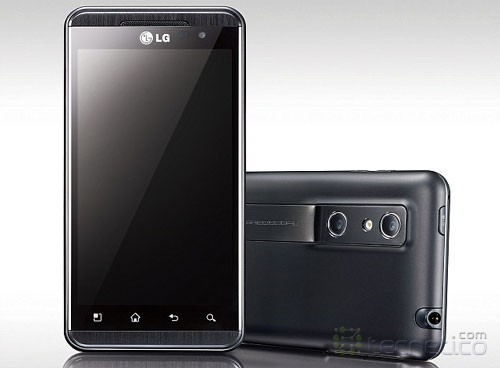 LG Thrill 4G (Optimus 3D)